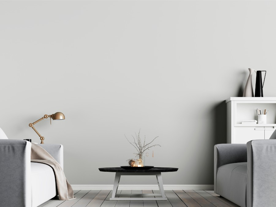 ppg fog gray paint
